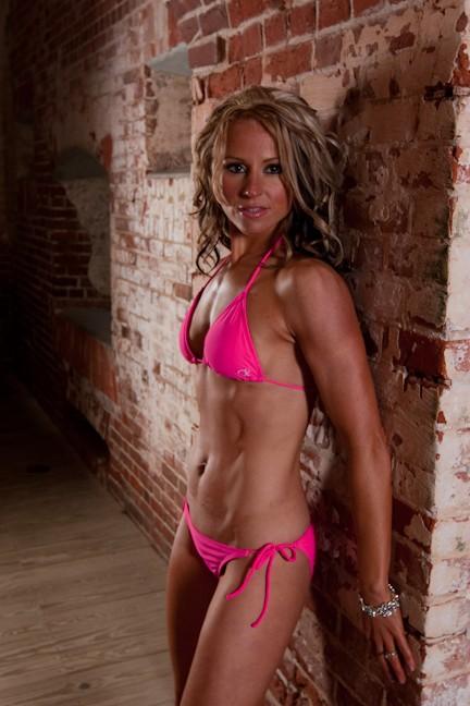 Sarah Brown fitness